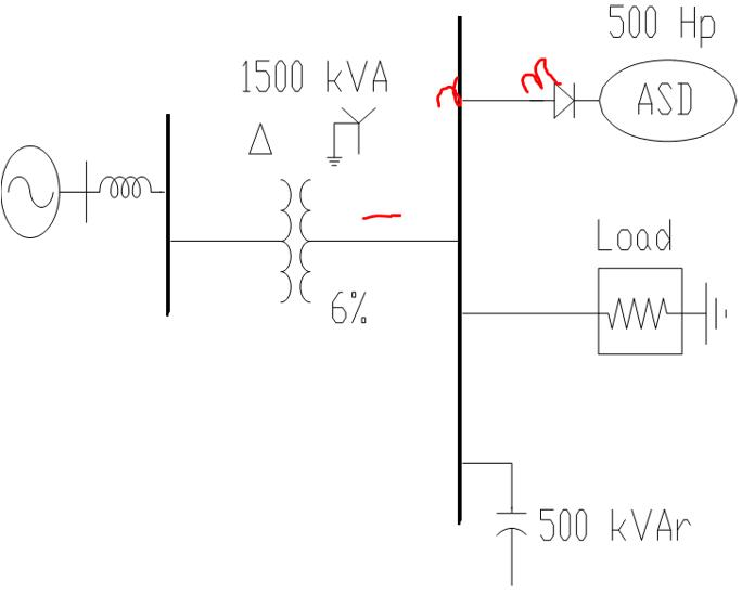 harmonic current flow_figure2