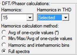 Harmonics analysis using PX-5-400 and DV6_figure1