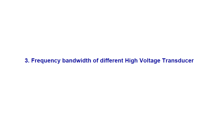 Instrument transformer for measuring power quality_slide6