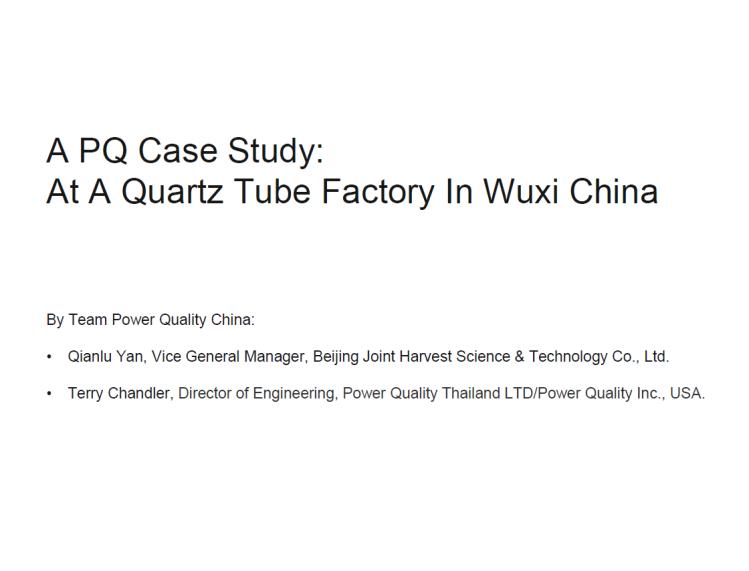 A PQ case study glass factory_1