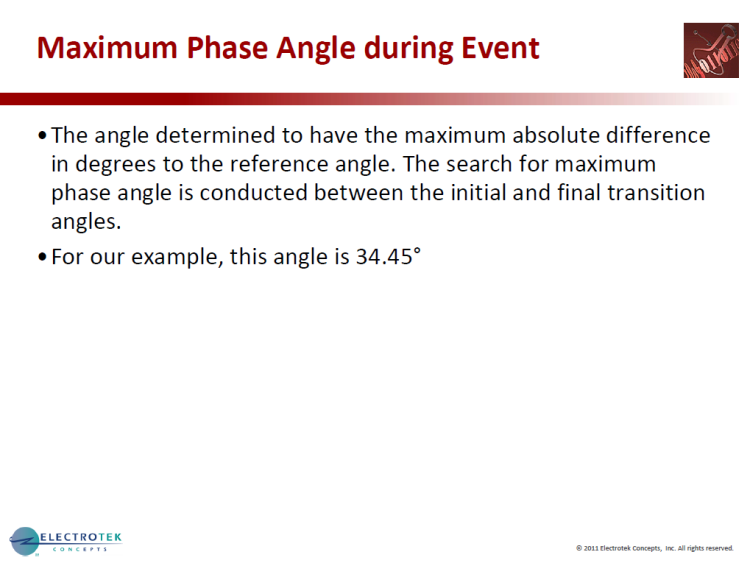Characterizing Voltage Sag Waveforms using IEEE P1159.2 Algorithms_32