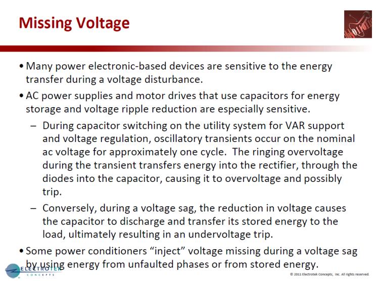 Characterizing Voltage Sag Waveforms using IEEE P1159.2 Algorithms_36