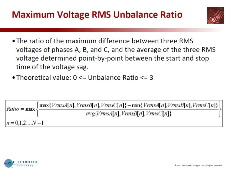 Characterizing Voltage Sag Waveforms using IEEE P1159.2 Algorithms_43