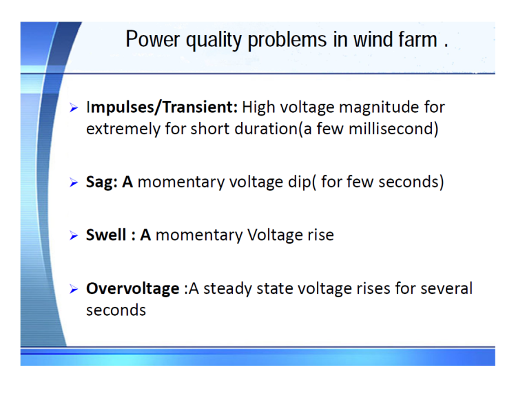 Power Quality Issues in Grid Connected Wind Farms India_12