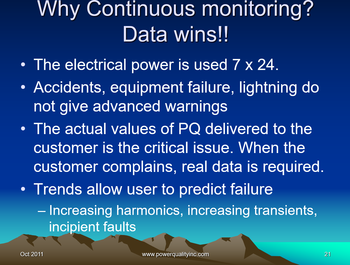 Power Quality the Economic Challenge for Utilities and Users_21