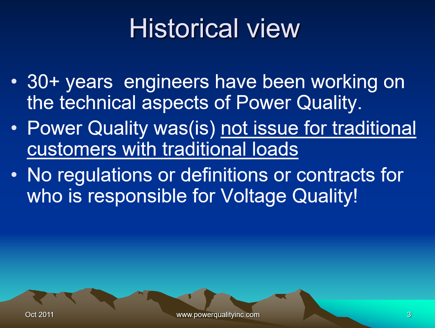 Power Quality the Economic Challenge for Utilities and Users_3