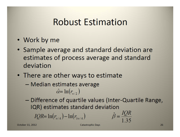 IEEE Standard 1366 – Classifying_26