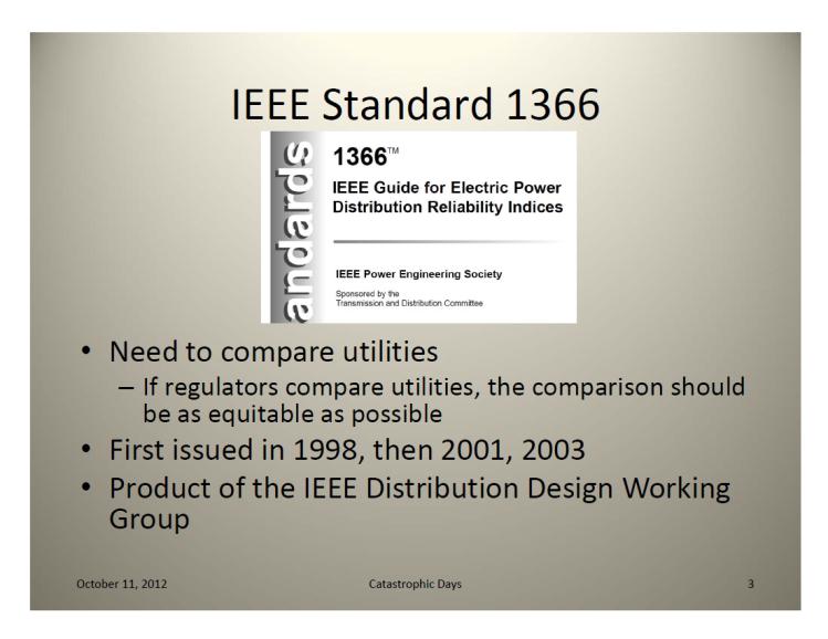 IEEE Standard 1366 – Classifying_3