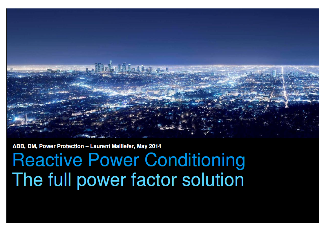 Reactive Power Conditioning_1