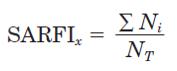 References for SARFI PQ -SARFIx3