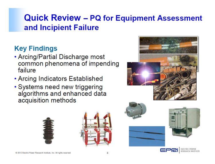 Using PQ Data for Utility Equipment Assessment and Incipient Failure_4