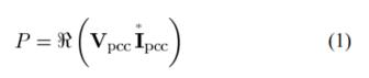 Power-Direction Method for Harmonic Source Determination_math1