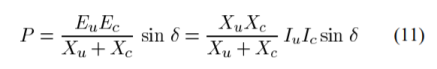 Power-Direction Method for Harmonic Source Determination_math11