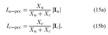 Power-Direction Method for Harmonic Source Determination_math15