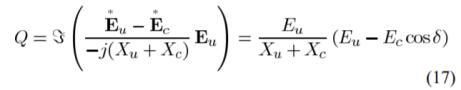Power-Direction Method for Harmonic Source Determination_math17