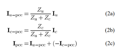 Power-Direction Method for Harmonic Source Determination_math2