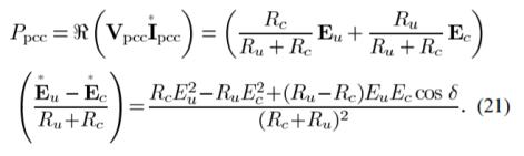 Power-Direction Method for Harmonic Source Determination_math21