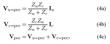 Power-Direction Method for Harmonic Source Determination_math4