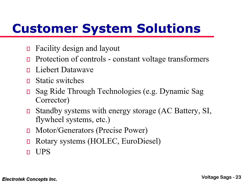 Understanding and Solving Voltage Sag Problems_23