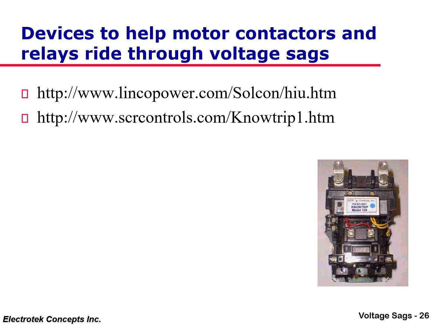 Understanding and Solving Voltage Sag Problems_26