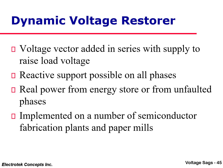 Understanding and Solving Voltage Sag Problems_45